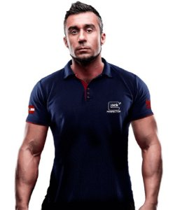 Camisa Gola Polo TeamSix Glock Perfection