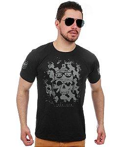 Camiseta Estampada Vietcong