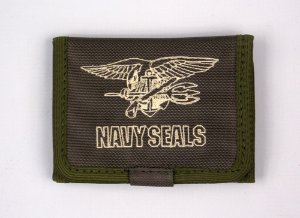 Carteira Sportline Navy Seals
