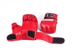Luva MMA Vermelha