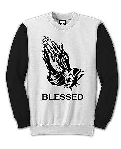 Moletom Fechado Blessed
