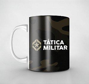 Caneca Tática Militar