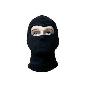 Balaclava Preta Ninja