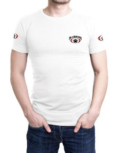 Camiseta Bordada Blackwater Branca