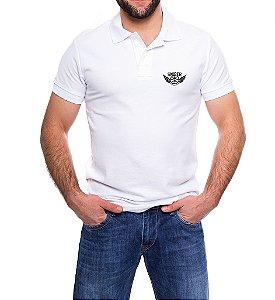Camisa Gola Polo Sniper Branco