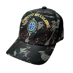 Boné Bordado Exército Brasileiro - EB