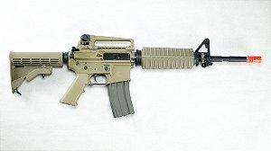Rifle Airsoft Ares M4A1 AEG (Deserto)