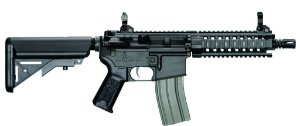 Rifle Airsoft Ares M4-E RIS BUTT STOCK (Preta)