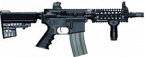 Ares M4E RIS BUTT Stock Vltor