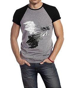 Camiseta Estampada - Duas Pist Duas Cores