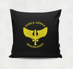 Almofada Bordada - Força Aérea Brasileira