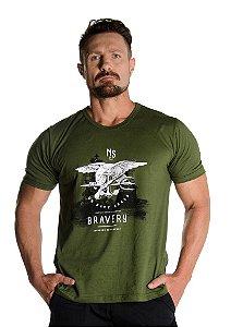 Camiseta Bravery