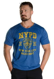 Camiseta New York City Police Dept.