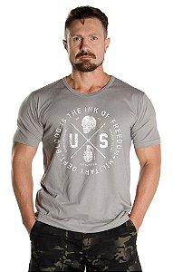 Camiseta US Dept. Militar