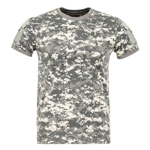 T-Shirt Army Camuflado Digital Acu