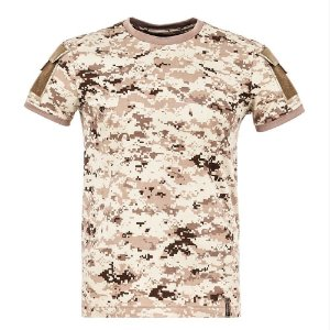 T-Shirt Army Camuflado Digital Deserto