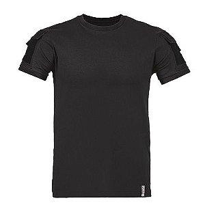 T-Shirt Army Preta