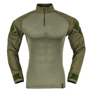 Combat Shirt Verde Oliva (PRÉ-VENDA)