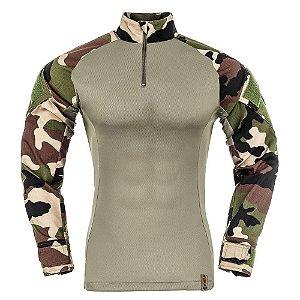 Combat Shirt Camuflado Francês