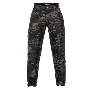 Calça Guardian Camuflado Multicam Black