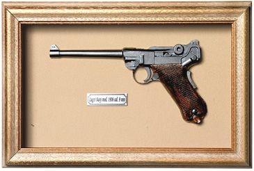 Quadro Luger N 1906