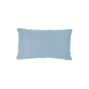 Almofada Rim Textura Azul Dream