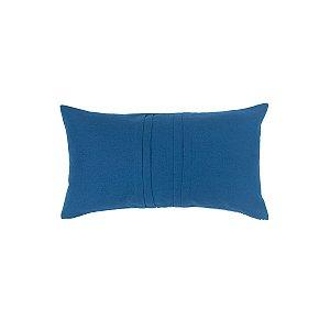Almofada Rim Linho Vinco Azul