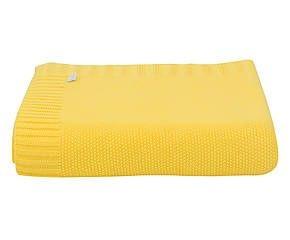 Manta Lisa Amarelo
