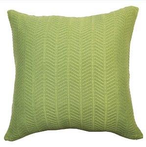 Almofada Textura Verde