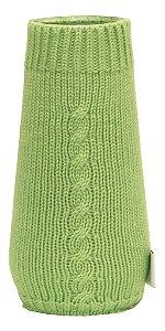 Vaso Cônico Verde Claro
