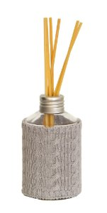 Difusor de Perfumes Cinza Claro