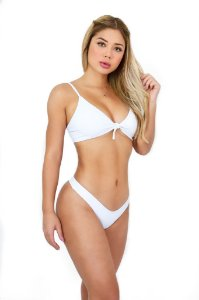 Biquini Basic Top - Branco