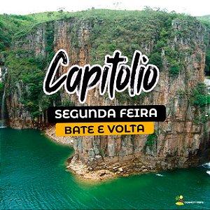 CAPITÓLIO - SEGUNDA-FEIRA