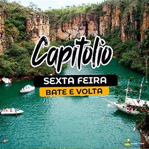 CAPITÓLIO - SEXTA-FEIRA
