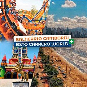 BALNEÁRIO CAMBORIU + BETO CARRERO