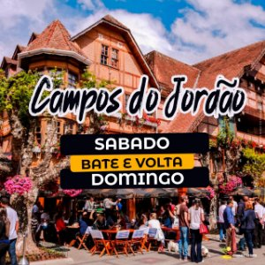 VALE VIAGEM - CAMPOS DO JORDÃO