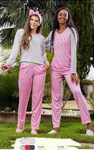 Pijama Adulto Silk / Ref 280