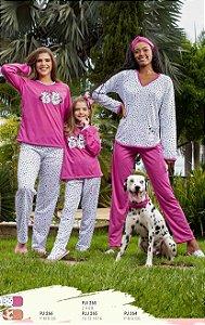 Pijama Mãe e Filha / Ref 266