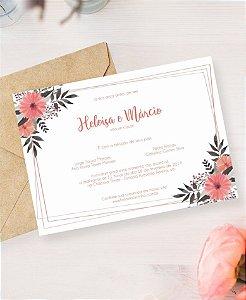 Convite de Casamento ou Identidade Visual - Pantone 2019 [Artes Digitais]