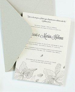 Convite Bodas de Prata ou Identidade Visual - [Artes Digitais]