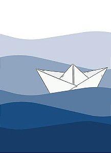 Papel de Parede Mar Calmo