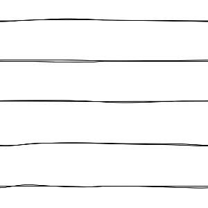 Papel de Parede Pauta Horizontal