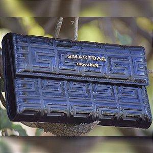 Carteira em Verniz Smartbag