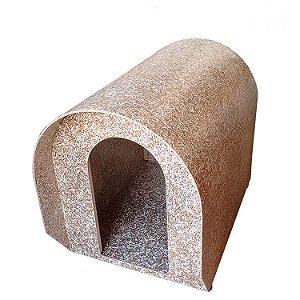 Casinha de cachorro reciclável Iglu N6 grande porte