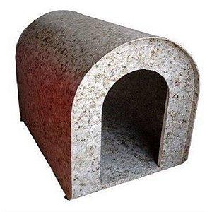 Casinha de cachorro reciclável N1