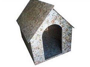 Casinha de Cachorro Reciclada Chalé N3