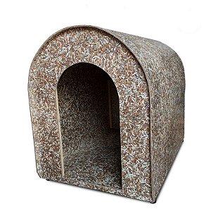 Casinha de Cachorro Reciclada Pn N7