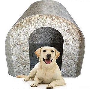 Casinha de cachorro ecologica Iglu Dog.06