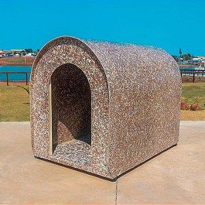 Casa Casinha de cachorro ecologica