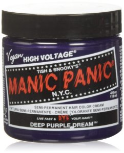 Manic Panic Deep Purple Dream - Classic